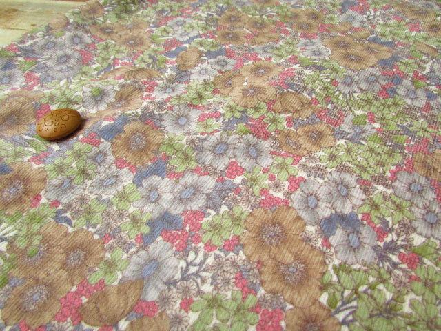 LIBERTY コーデュロイ(コール天) 2016*秋冬柄* ≪Gloria Flowers≫ ◇ (グロリアフラワーズ)  DC10480-Z