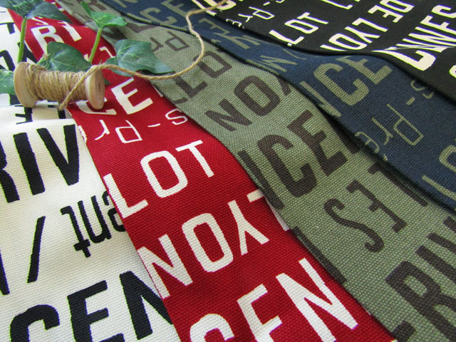 2回目の再入荷。お買い得!【10番オックス】 *Cotton Style* 『 ロゴコレクション 』