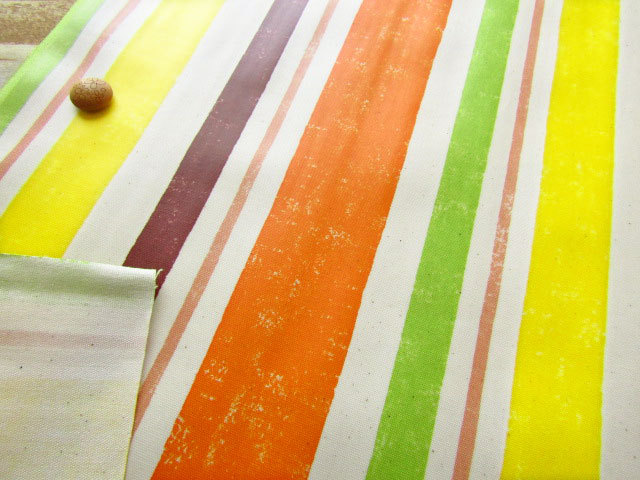 Stripe Hamony<RT-3101L-1E> つや消しラミネート(オレンジ&イエロー系)