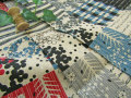 2回目の再入荷!お買い得!【コットンリネンキャンバス 】 LECIEN(ルシアン) LECRE Collection(ルクレコレクション) 『パッチ』