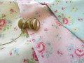 お買い得! ≪YUWA≫綿麻キャンバス*ウォッシャブル◇テイスト 『 Rose Collection 』 (ローズ コレクション)