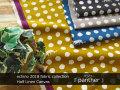 【ハーフリネンキャンバス】echino 2018 fabric collection (エチノ2018 ファブリック コレクション) 『 panther 』( パンサー )