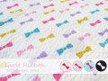 【コットン リップル】 ★☆ Girls Ribbon ☆★