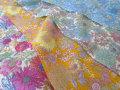 【コットン】 ≪60ローンプリント≫ LECIEN(ルシアン)  *Memoire a Paris◇Basic*(メモワールパリス◇ベーシック) 『アンティークフラワー』