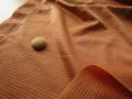 現品処分!薄手ジャガード シルキー天竺〈オレンジブラウン〉 約1.5mカット