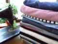 【箱サイズ中】サンキュウパック! 箱いっぱい!ニット生地セット 1セット限定(各種無地・プリントなど)