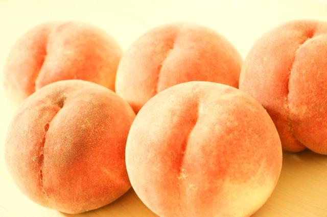 桃・さくら白桃