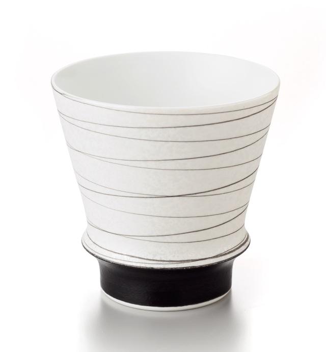 匠の蔵 焼酎グラス 寿(黒) ギフト