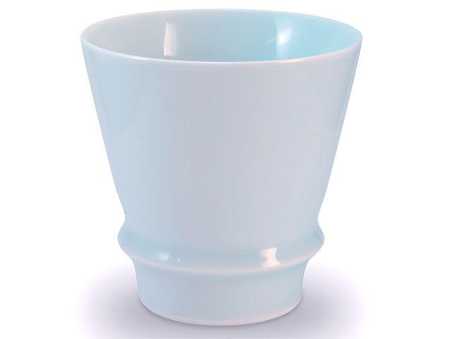 有田焼「匠の蔵」 至高の焼酎グラス 青磁