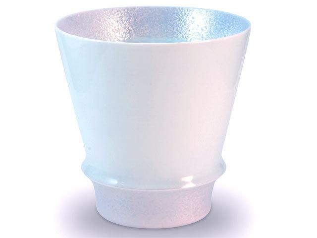 有田焼「匠の蔵」 至高の焼酎グラス パール
