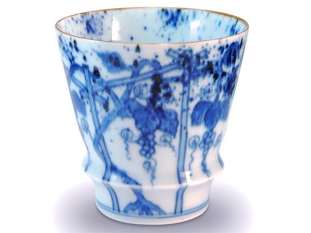有田焼「匠の蔵」 至高の焼酎グラス なごみ