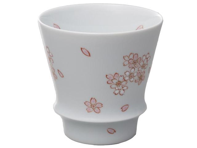 有田焼「匠の蔵」 至高の焼酎グラス 桜日和