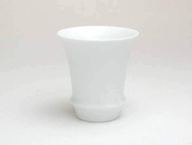 有田焼 匠の蔵 SAKE GLASS 白磁