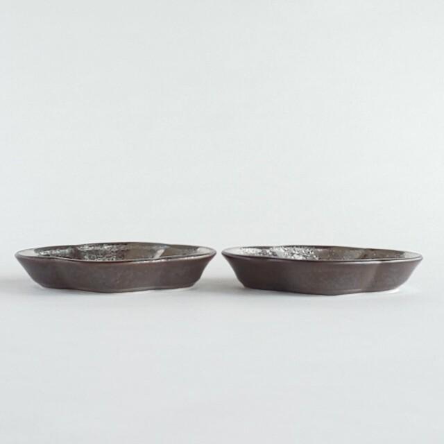 木瓜小皿 陶悦窯