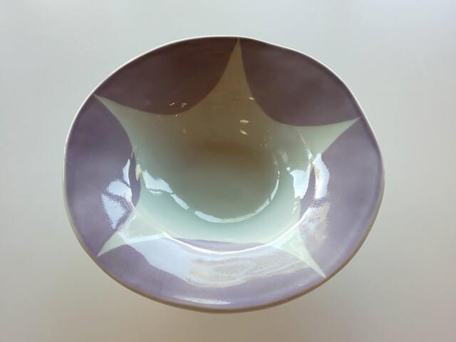 朝顔変形鉢【在庫限りの限定価格】