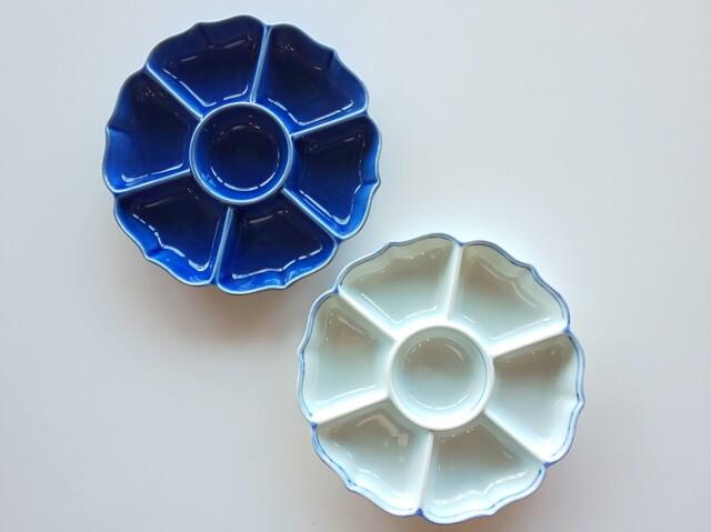 花型仕切鉢【在庫限りの限定価格】