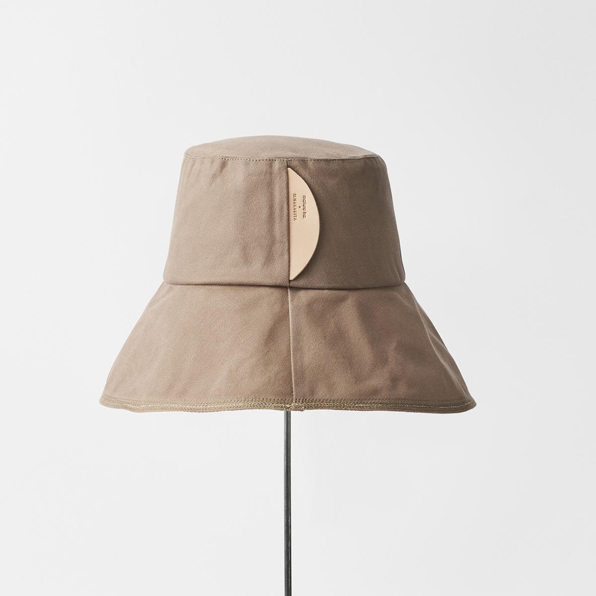 paraffin hat wide random stitch
