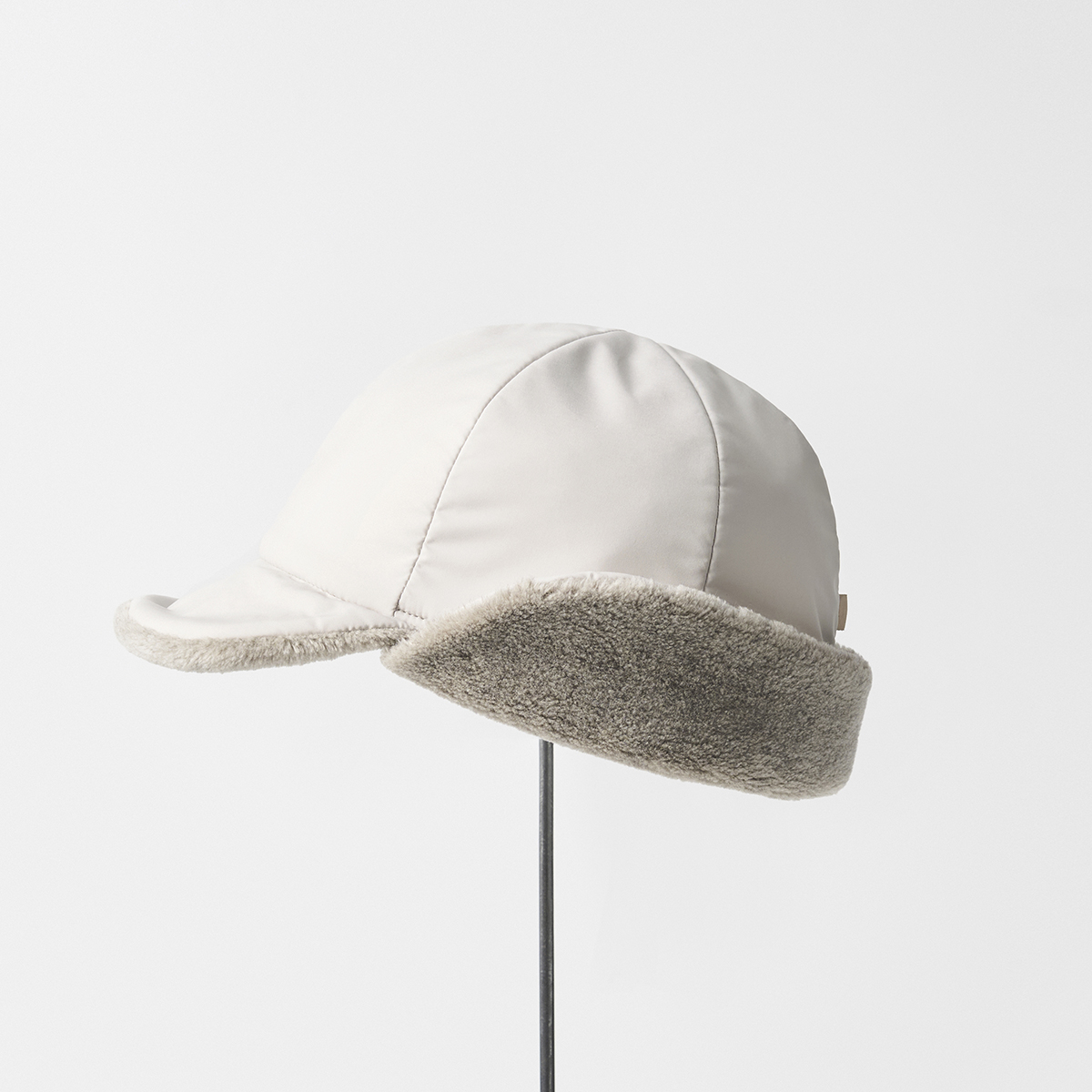 eco padded cap