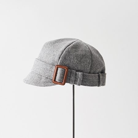 melton belt cap