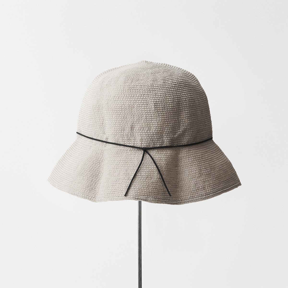 wool braid hat