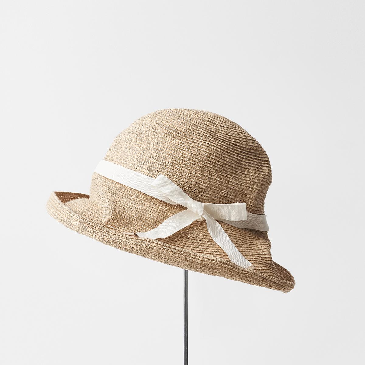 BOXED HAT paperabaca 11cm brim