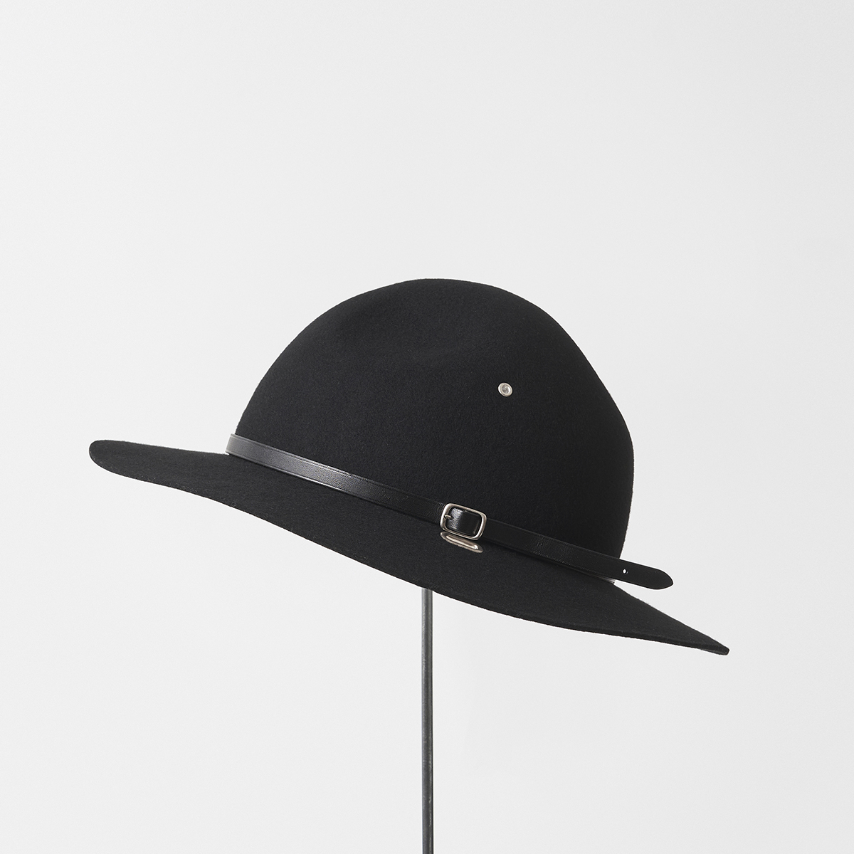 wool campaign hat