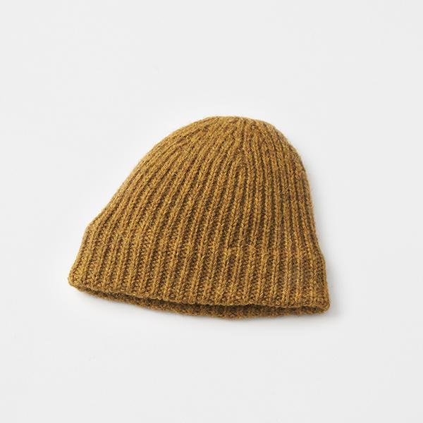 slant cutting knit cap british