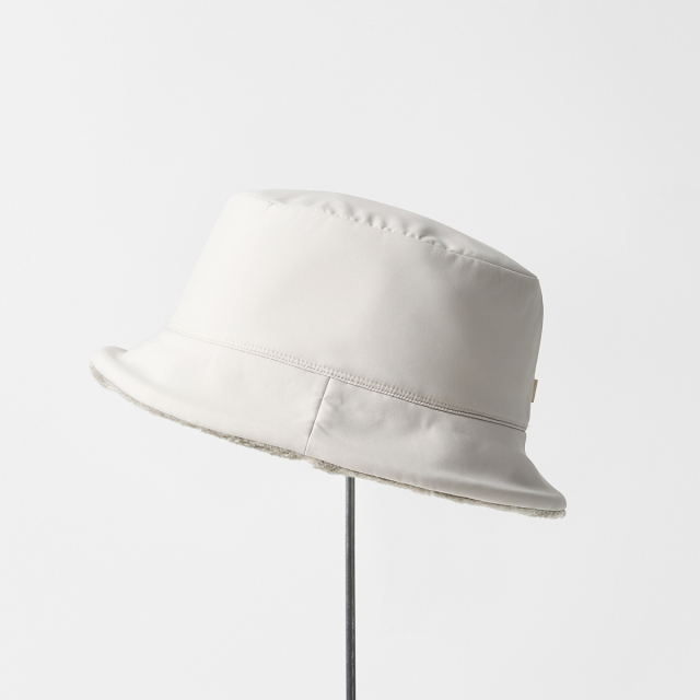eco reversible padded hat