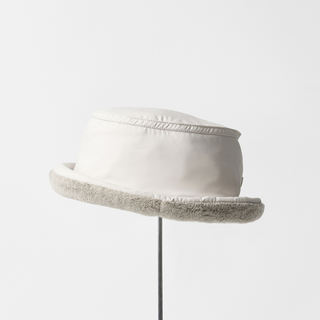eco padded hat