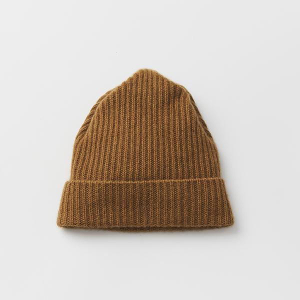 pleats knit cap