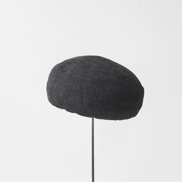 wool braid beret