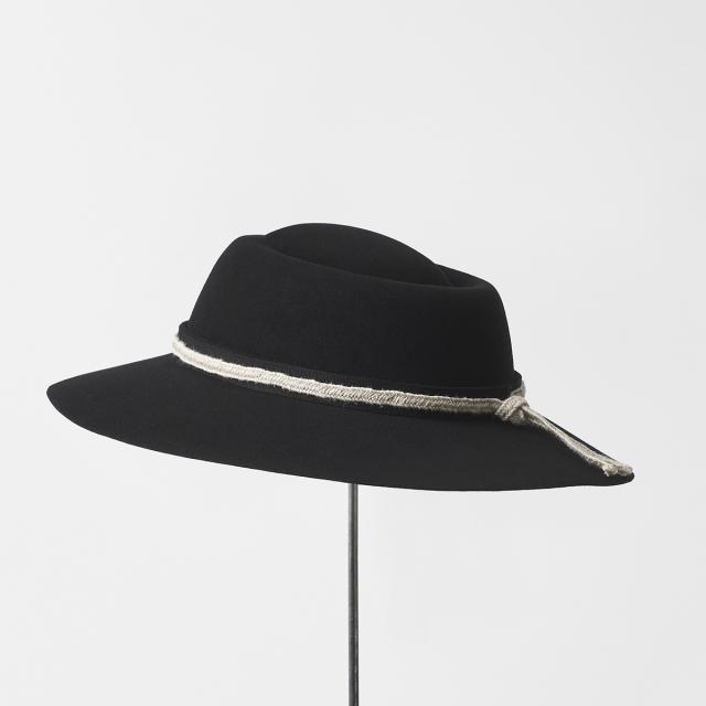 felt hat rabbit wool
