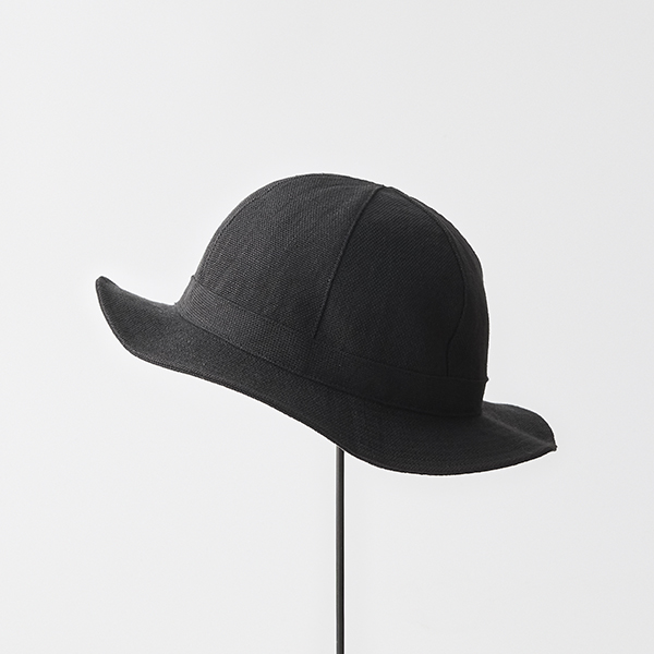 linen canvas metro hat
