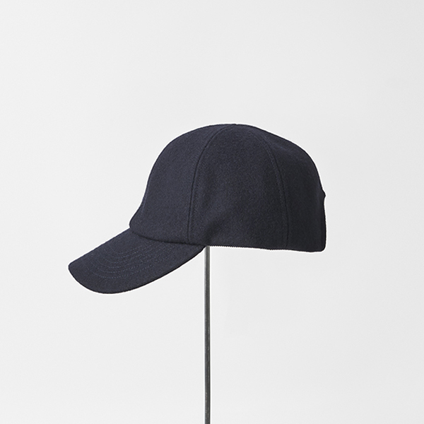 trainer cap / melton