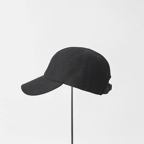 trainer cap / linen canvas