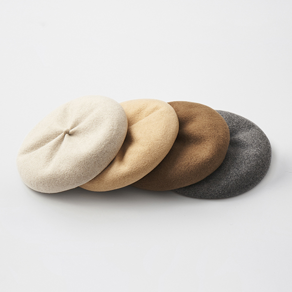 beret top gather big