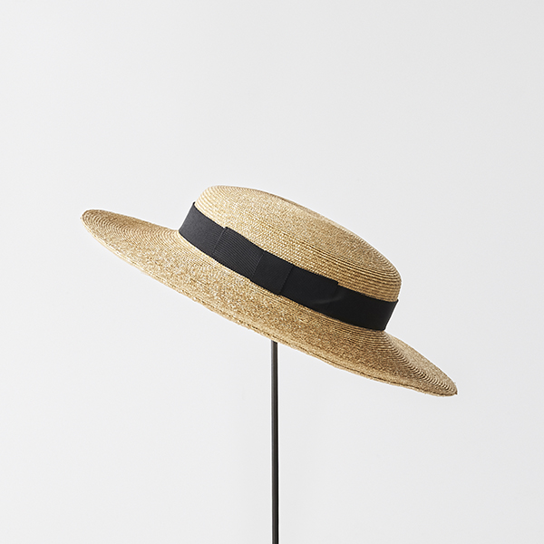 4mm braid straw hat short
