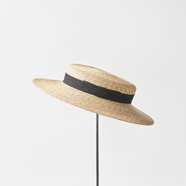 5mm braid straw hat short