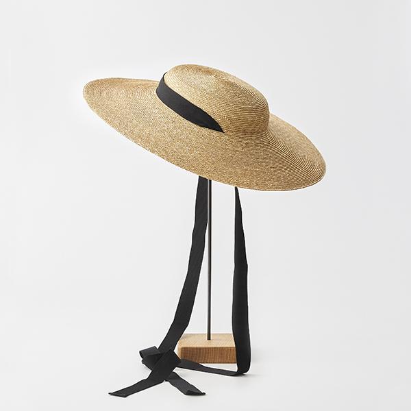 4mm braid straw hat middle