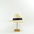 sugarcane panama hat (large brim)
