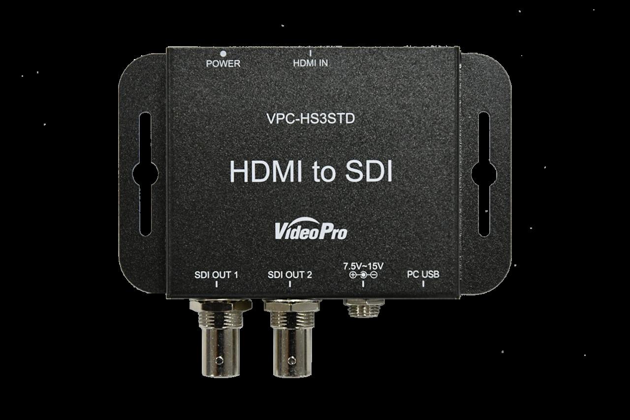 VPC-HS3STD HDMI to SDIコンバータ スタンダードモデル (VideoPro)