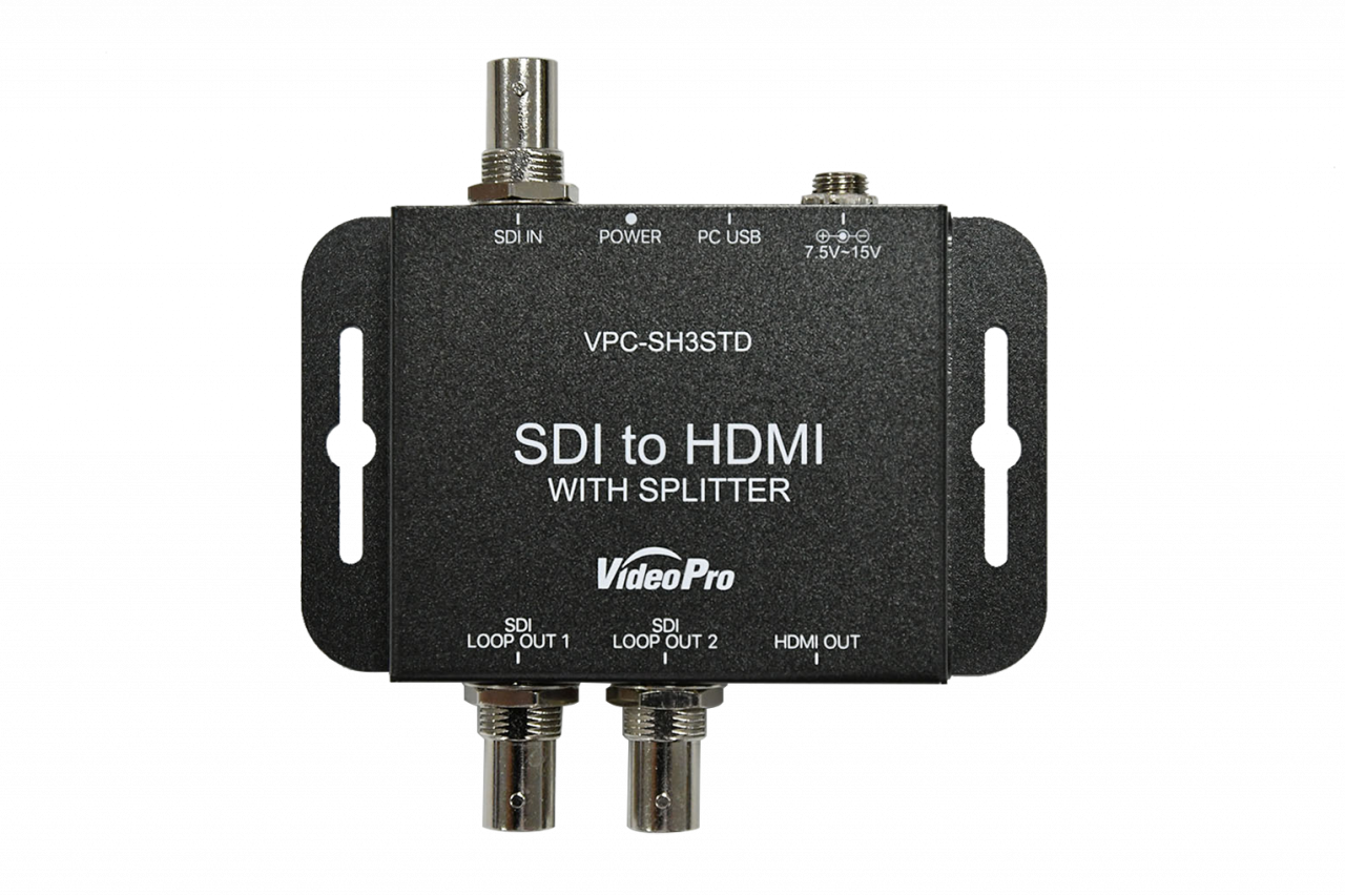 VPC-SH3STD SDI to HDMIコンバータ スタンダードモデル (VideoPro)