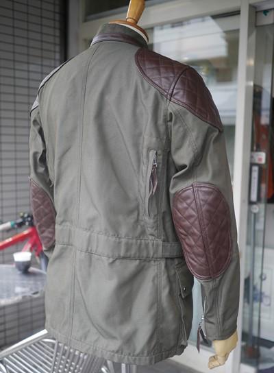 MFJ-2210エアーインテークドビージャケット