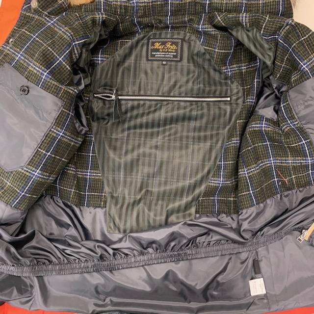 MFP-2262コーデュラダウンジャケット