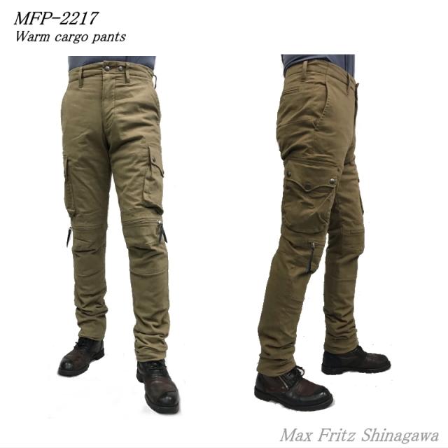 MFP-2217ウォームカーゴパンツ