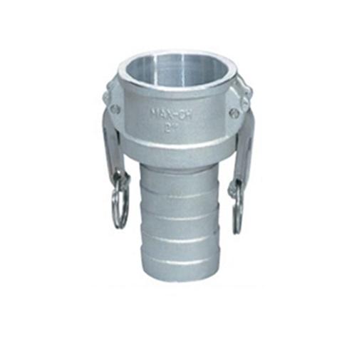 カプラー(ホースシャンク ニップル細径タイプ) アルミ MAX-CH-AL