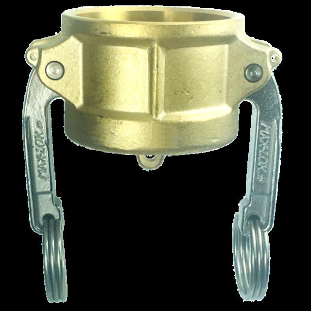 カプラー(ダストキャップ) ブラス MAX-DC-BRS