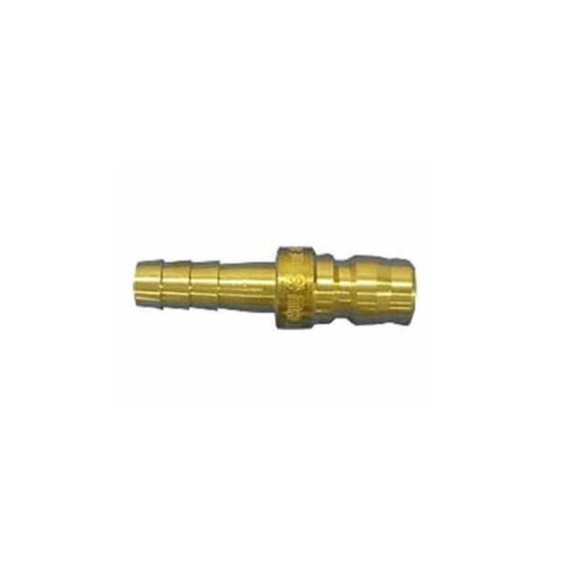ノーバルブ(NSP)型プラグ(ホース接続用)SUS304/真鍮製 NPH-304/BS