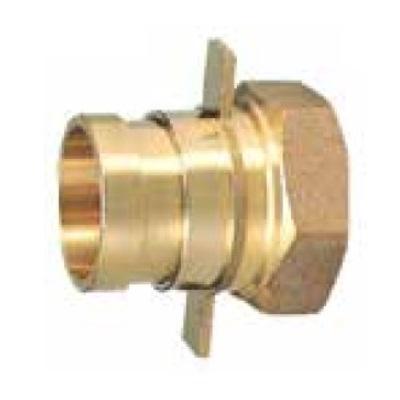 マチノシキ オス(メスネジタイプ) E105 真鍮(BC ・ YBSC相当)製