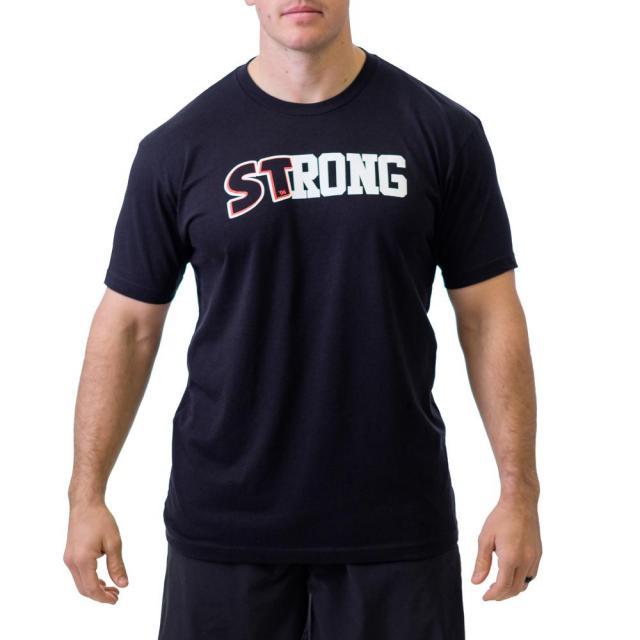 STrongShirtBlackFrontMale1024x1024